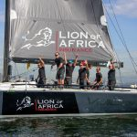Lion of Africa Vulcan has crossed the finish line