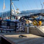 Cape2Rio2020 | Saravah arrives from Iate Clube do Rio de Janeiro