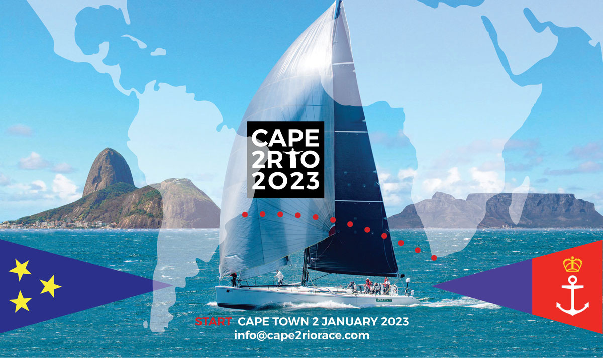 50th Anniversary of CAPE2RIO Sailing Race Date Announced