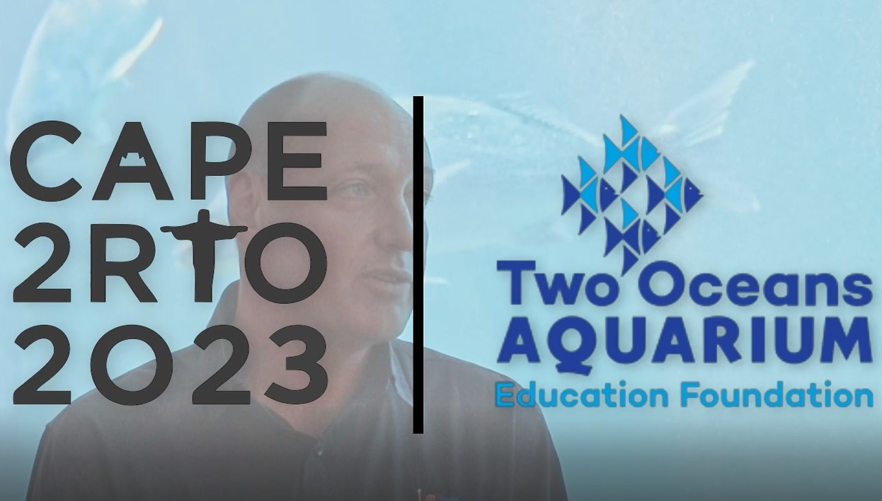 Cape2Rio Race 2023 sign a partnership agreement with the Two Oceans Aquarium Education Foundation